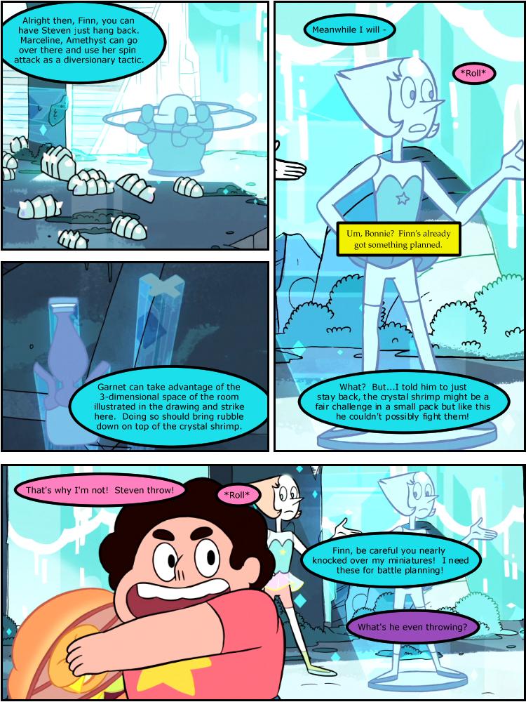 Steven Throw!